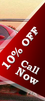 10% off - Call now